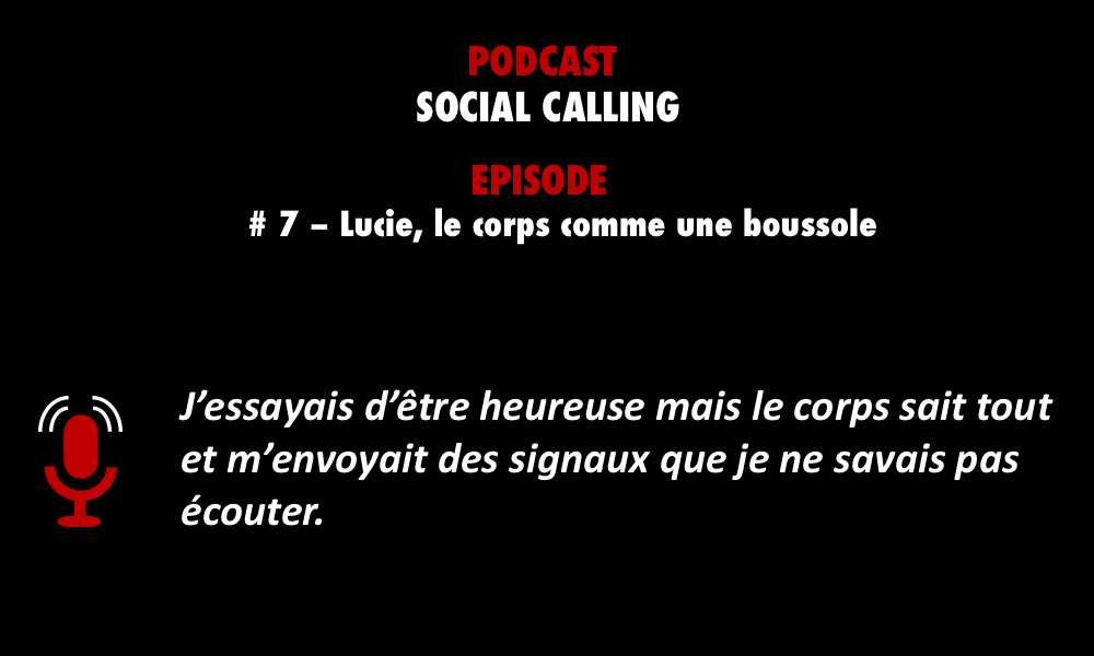 PODCASTZAP : Social calling épisode 7