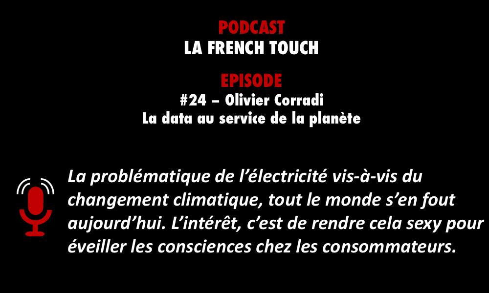 PODCASTZAP : La French Touch - épisode 24 : la date au service de la planète