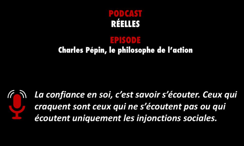 PODCASTZAP : Réelles avec Charles Pépin