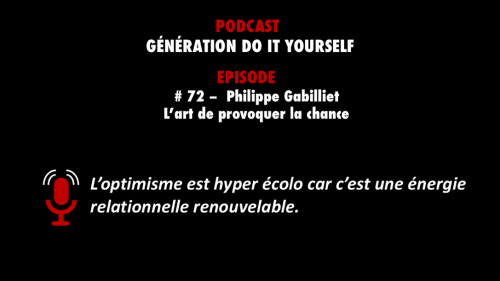 PODCASTZAP : Génération Do It Yourself avec Philippe Gabilliet