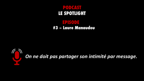 PODCASTZAP : Le Spotlight - Laure Manaudou