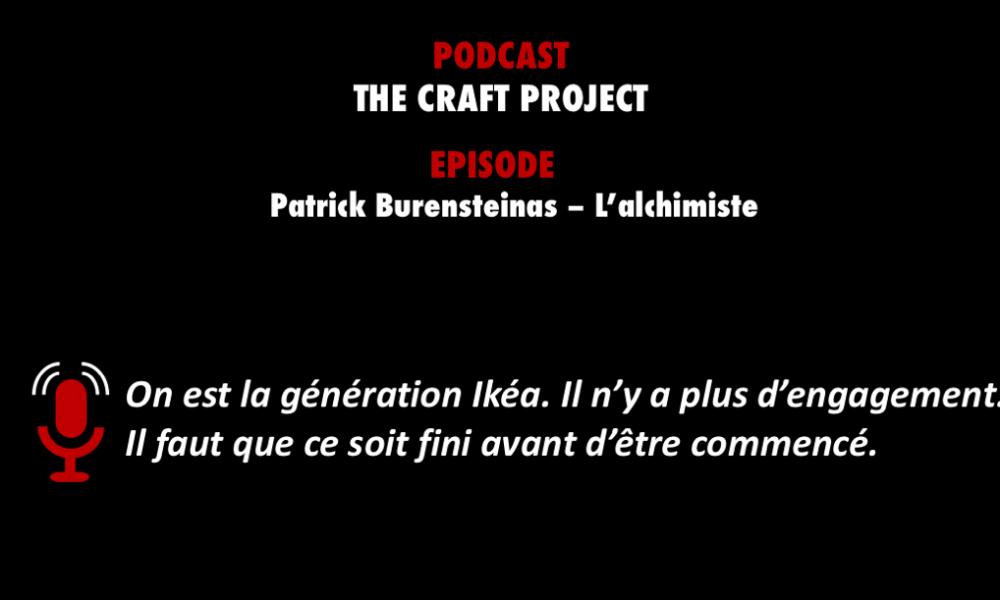 PODCASTZP : The Craft Project - L'alchimiste