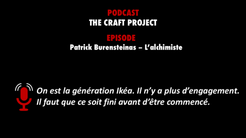 PODCASTZP : The Craft Project - L'alchimiste