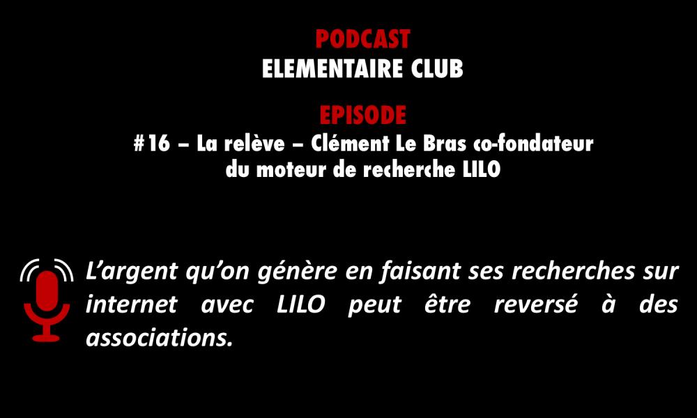Elémentaire club épisode 16