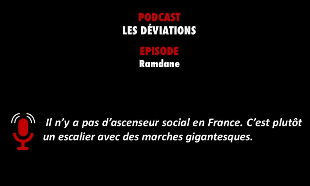 Les déviations - Ramdane