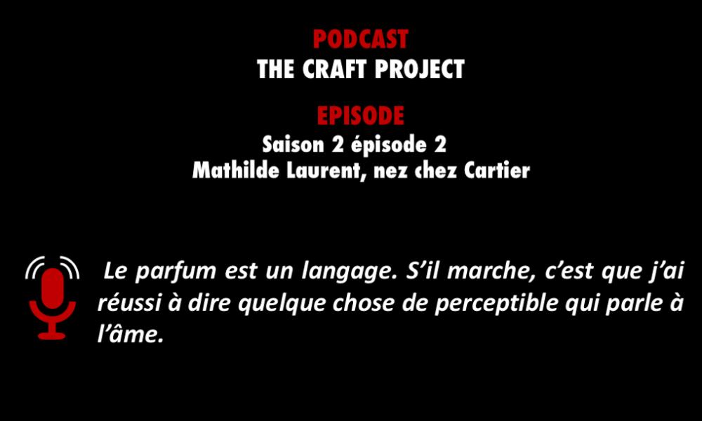 The Craft project - nez chez Cartier