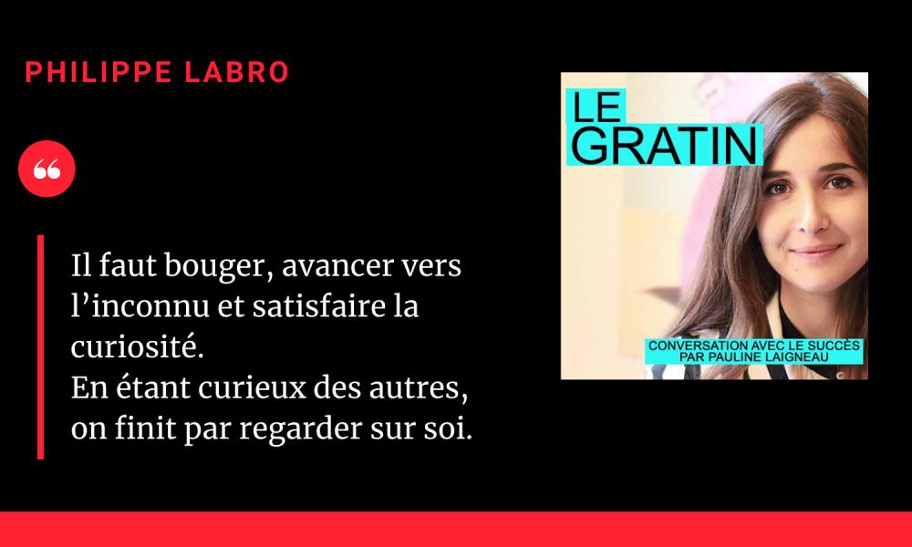Podcast - Philippe Labro